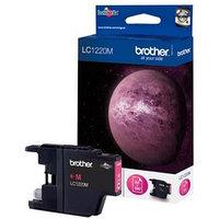 Картридж струйный Brother LC1220M пурпурный для Brother MFC-J430W/J825DW/DCP-J525W (300стр.)   17250