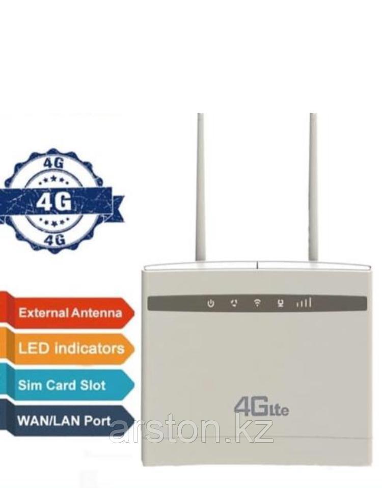 4G Wi-Fi роултер 4G Lte