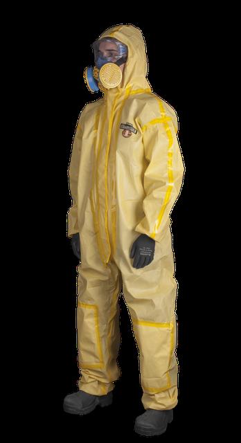 Защитная одежда, Дозиметры, Противогазы, Аптечки