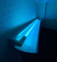 Безопасный бактерицидный экранированный облучатель, фото 3