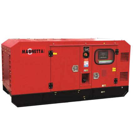 Генераторная установка Magnetta D80E3