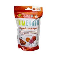 Органические леденцы YumEarth, 14 шт/уп, 85 г