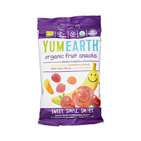 Органический фруктовый перекус YumEarth Snacks, 50 г