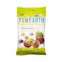 Жевательные конфеты с кислинкой YumEarth, 50 г