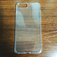 Силиконовый чехол iPhone 7+