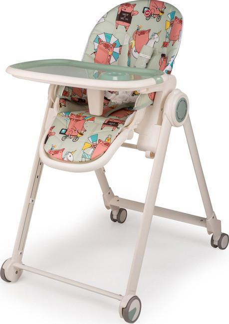 "Happy Baby Стульчик для кормления ""BERNY BASIC"", зеленый"
