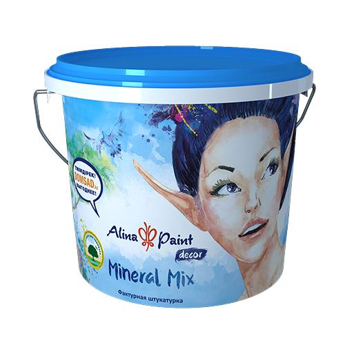 Декоративная штукатурка Alina Paint Mineral Mix