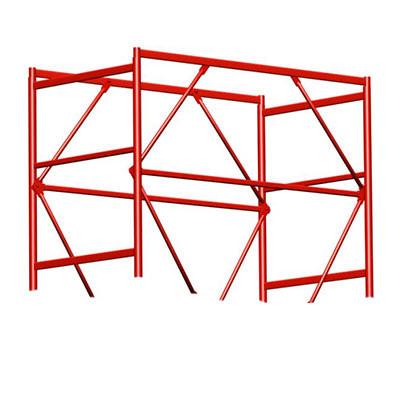 """Базовая секция для строительной вышки-туры """"МЕГА 2"""""""