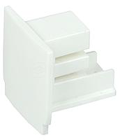 Заглушка для трехфазного шинопровода бел. ИЭК LPK0D-ZGL-3-K01