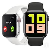 Smart watch 5 series LUX copy с датчиком пульса и артериального давления