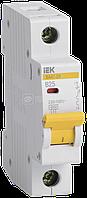 Выключатель автоматический модульный 1п B 25А 4.5кА ВА47-29 ИЭК MVA20-1-025-B