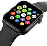 """Сенсорные умные часы-телефон """"T500"""" Smart-Watch Apple дизайн, фото 7"""