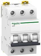 Выключатель автоматический модульный 3п C 63А 6кА iK60 Acti9 SchE A9K24363