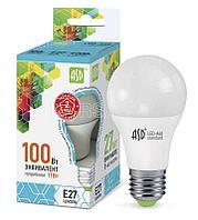 Лампа светодиодная LED-A60-standard 11Вт грушевидная 4000К бел. E27 990лм 160-260В ASD 4690612001715