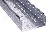 Лоток листовой перфорированный 200х100 L2000 сталь 0.8мм DKC 35333