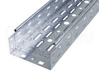 Лоток листовой перфорированный 150х80 L3000 сталь 0.7мм DKC 35303