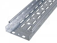 Лоток листовой перфорированный 150х50 L2000 сталь 0.7мм гор. оцинк. DKC 35253HDZ