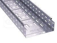 Лоток листовой перфорированный 300х80 L2000 сталь 0.8мм DKC 35315