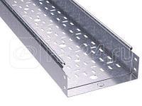 Лоток листовой перфорированный 150х80 L3000 сталь 1мм гор. оцинк. DKC 3530310HDZ