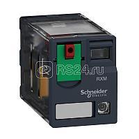Реле промежуточное 2ПК катушка 120В AC светодиод SchE RXM2AB2F7
