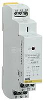 Реле промежуточное OIR 2 конт. (8А) 230В AC ИЭК OIR-208-AC230V