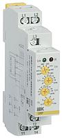 Реле фаз ORF 05 3ф 220-460В AC ИЭК ORF-05-220-460VAC