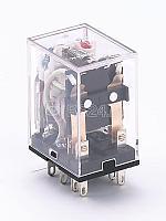 Реле промежуточное ПР-102 5А 220В AC SchE 23215DEK