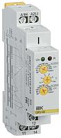 Реле повышения напряжения ORV 1ф 110-240В AC/DC ИЭК ORV-02-AD110-240