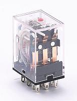 Реле промежуточное ПР-102 3 конт. с инд. LED 5А 24В AC SchE 23221DEK