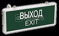 """Светильник светодиодный ССА 1001 """"ВЫХОД-EXIT"""" одностор. 3Вт ИЭК LSSA0-1001-003-K03"""