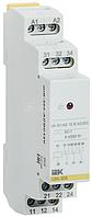 Реле промежуточное OIR 3 конт. (8А) 12В AC/DC ИЭК OIR-308-ACDC12V