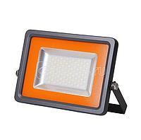 Прожектор светодиодный PFL-S2-SMD-100w 100Вт IP65 6500К мат. стекло JazzWay 2853325С