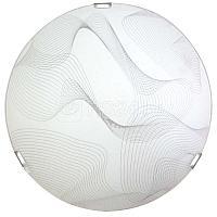 "Светильник НПБ 01-2х60-139 ""Бриз"" 300 М16 2х60Вт E27 IP20 матовый бел./клипса штамп метал. (инд. упак.) Элетех 1005205923"