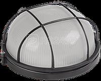 Светильник НПП 1102 100Вт E27 IP54 бел. круг с решеткой ИЭК LNPP0-1102-1-100-K01