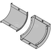 Угол для лотка вертикальный внутренний 90град. 200х50 CS 90 гор. оцинк. DKC 36664HDZ