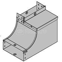 Угол для лотка вертикальный внутренний лев. 90град. 100х80 CSSS 90 DKC 37062