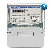 Счетчик ЦЭ-6803В 1 3ф 1-7.5А 230В 1 класс точн. 1 тариф. 4пр М7Р32 щиток или DIN-рейка Энергомера 101003001011070