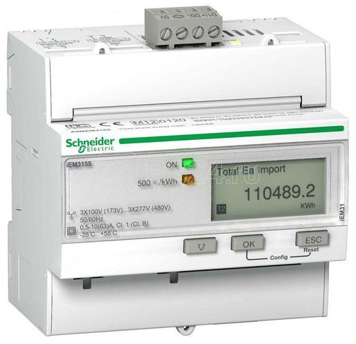Счетчик электроэнергии iEM3155 SchE A9MEM3155R
