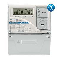 Счетчик CE 301 S31 146-JAVZ 3ф 5-100А 1 класс точн.; многотариф. ЭШ оптопорт RS485 Екат. вр. (ТР104) Энергомера 101004002011832-TP104