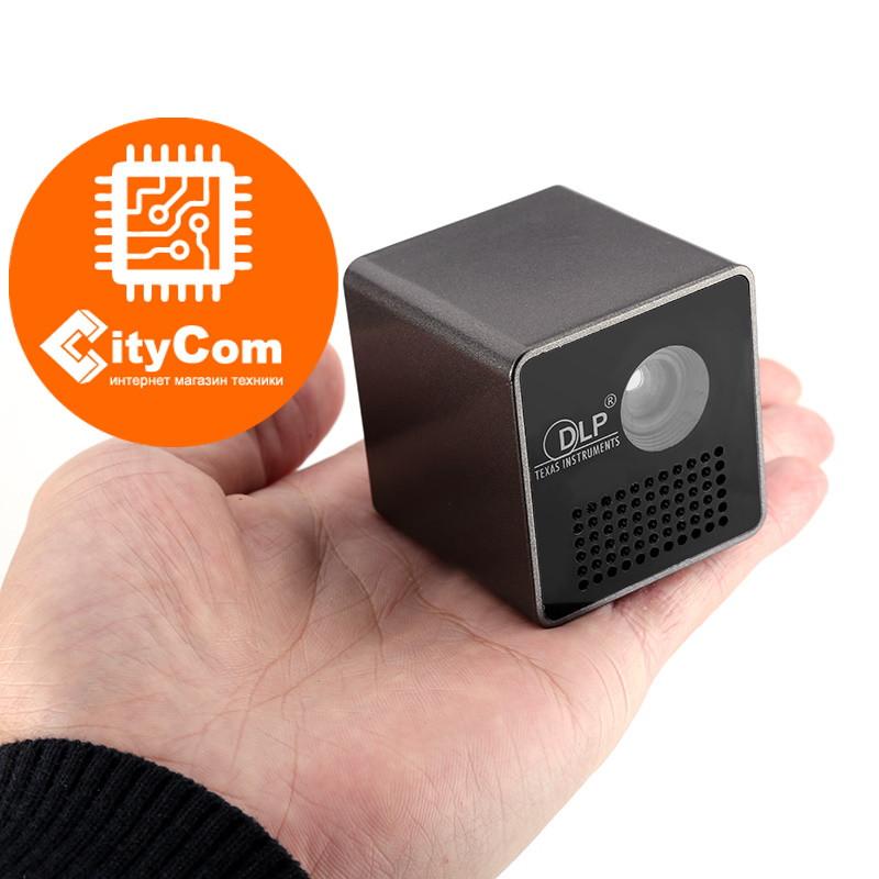 Приставка Android Mini PC с проектором, Smart Projector P1 Арт.5850