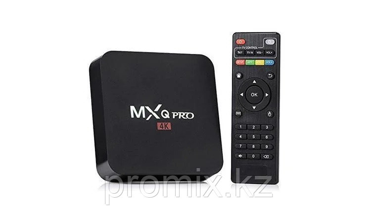 Приставка Android Smart TV-Box MXQ-4K PRO
