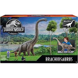 Мир Юрского Периода - Фигурка Колоссальный Брахиозавр, 106+ см.