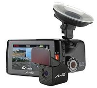 Видеорегистратор Mio MiVue C698 (+ задняя камера) new + microSD 16 Gb