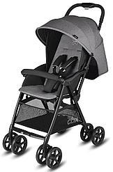 Cybex: Прогулочная коляска CBX Yoki Comfy grey 6м+