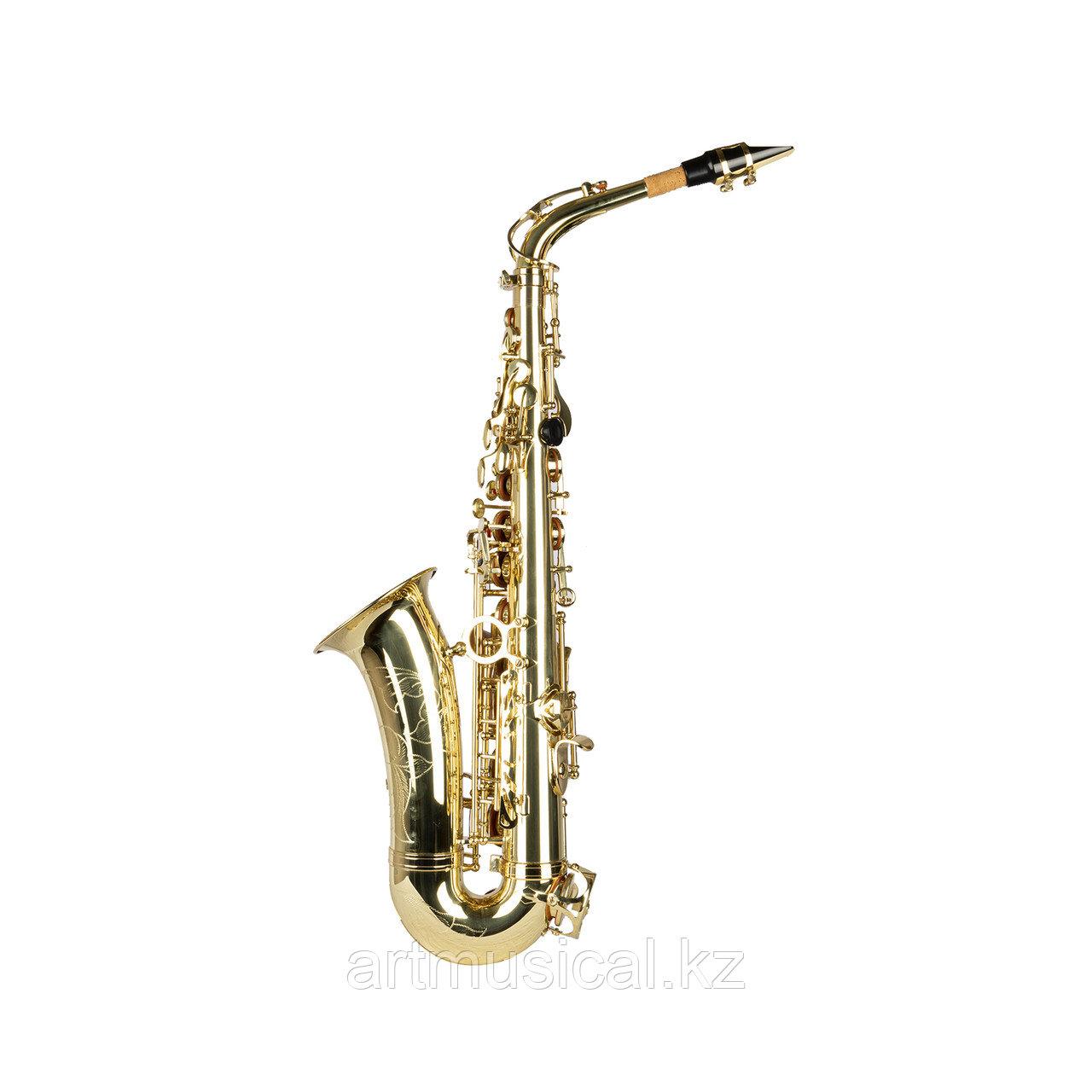 Саксофон сопрано изогнутый  Rowell