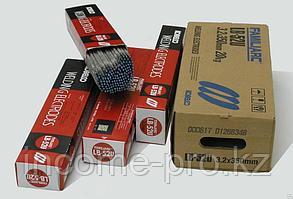 Электроды KOBELCO LB-52U (ЛБ-52У) 2.6/3.2/4.0 мм (5 кг) ЯПОНИЯ