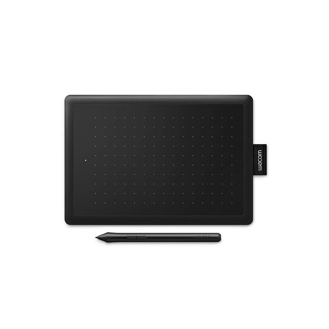 Графический планшет Wacom One Small (CTL-472-N, Black)