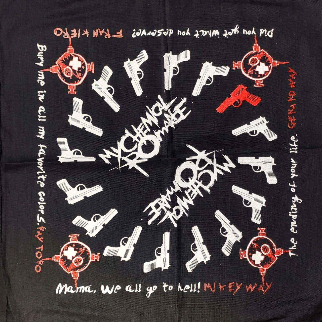 Бандана My Chemical Romance