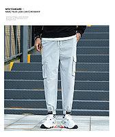 Модные штаны с несколькими карманами