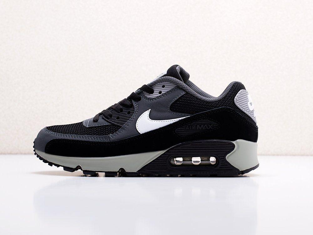 "Кроссовки Nike Airmax 90 Essential ""Black/Dark Grey"" (40-45)"